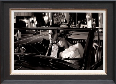 Featured artwork of Rob Hefferan