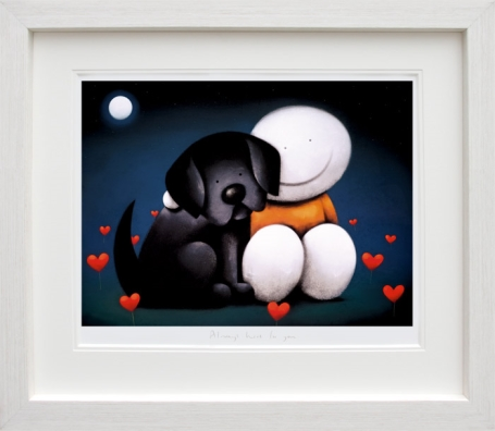 Featured artwork of Doug Hyde