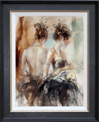 Featured artwork of Anna Razumovskaya