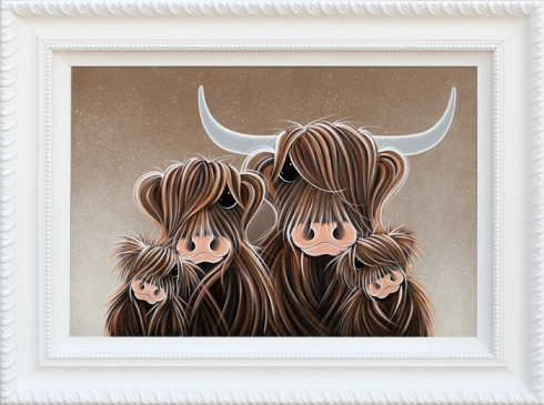 Featured artwork of Jennifer Hogwood