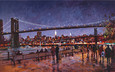 Brooklyn Bridge by Henderson Cisz