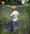 Bluebell Morning by Sherree Valentine Daines