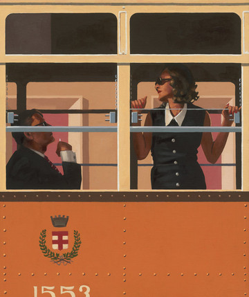 The Look of Love? by Jack Vettriano