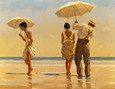 Mad Dogs... (Large) by Jack Vettriano
