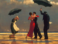The Singing Butler  (Large) by Jack Vettriano