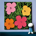 Andy's Flowers by Doug Hyde