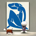 Dogmatic View  About Matisse by Doug Hyde