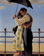 The Proposal by Jack Vettriano