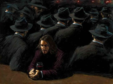 Untitled II Young by Fabian Perez