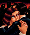 City Lovers by Graham Mckean