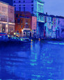 Moonlight in Venice I by Peter Wileman