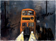 The Last Bus Home by Malcolm Teasdale