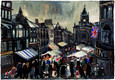 The Early Birds by Malcolm Teasdale