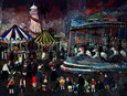 All the Fun of the Fair by Malcolm Teasdale