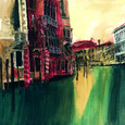 Colours of Venice IV by Susan Brown