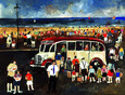 Day trippers by Malcolm Teasdale