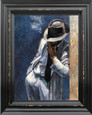Man In White Suit (Oversize Canvas) by Fabian Perez